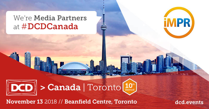 Imiller invites your to DCD>Canada | Toronto November 13, 2018